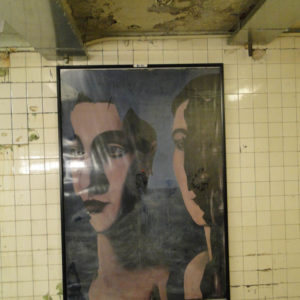 Manhattan Subway, 2014