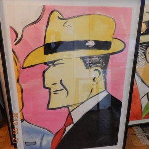 """Dick Tracy"" by Crash, 1988"