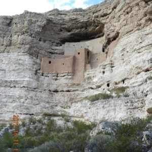 Montezuma National Castle Monument, Arizona, 2012
